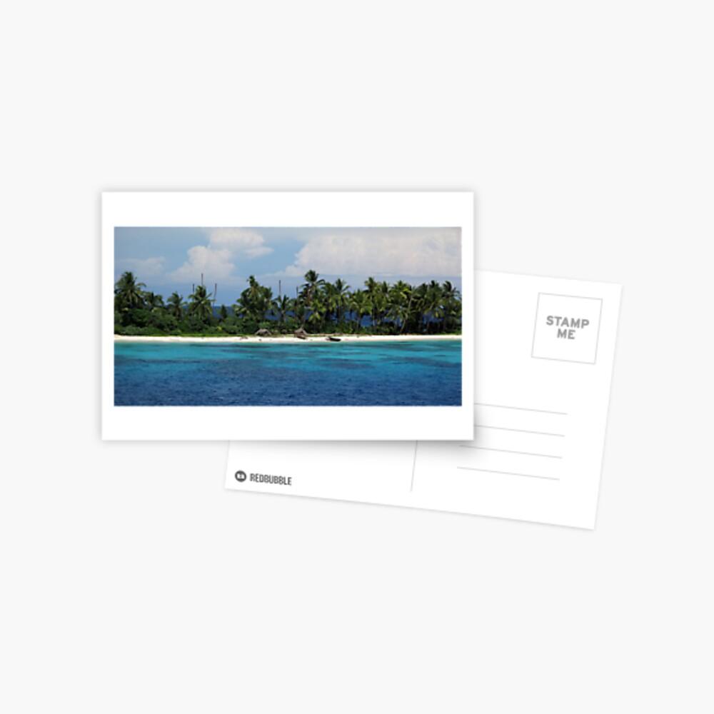 Kanapu Shoreline Postcard