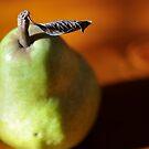 pear study IV by Karen E Camilleri