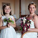 Bride & Bridesmaid by Philip  Rogan