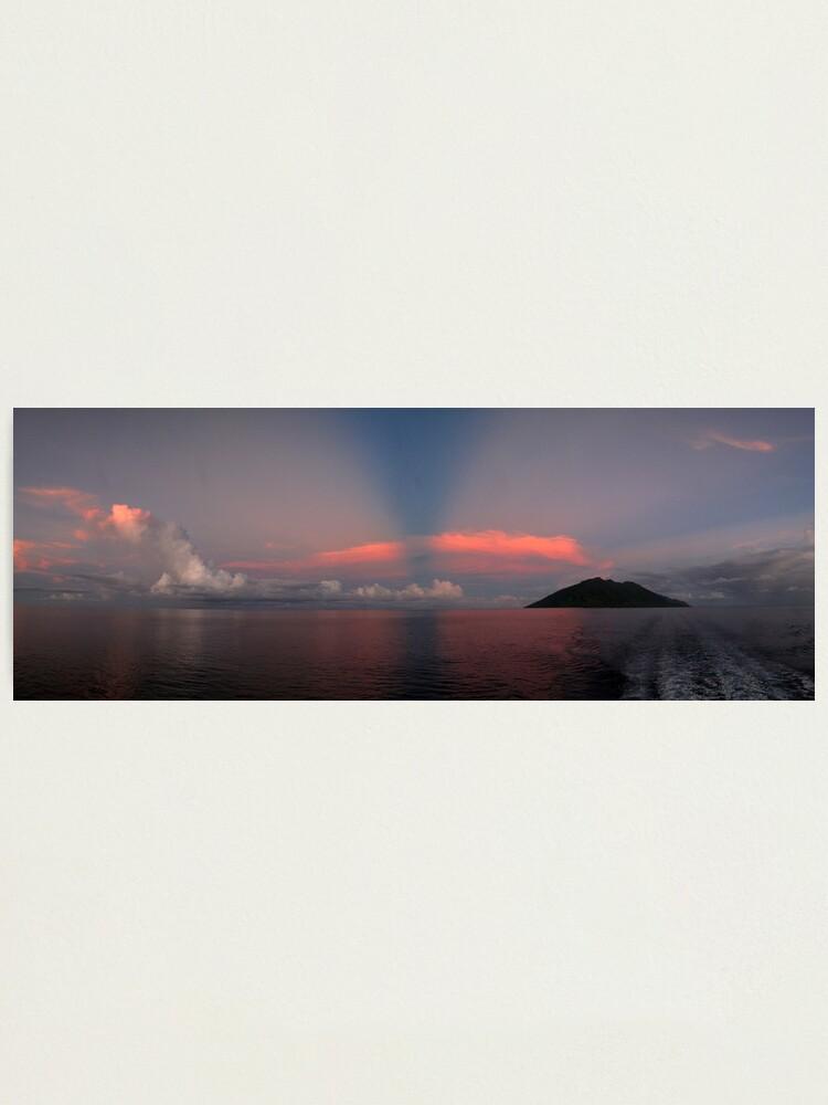 Alternate view of Leaving Misima I Photographic Print