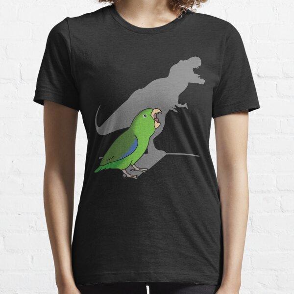 T-rex green parrotlet Essential T-Shirt