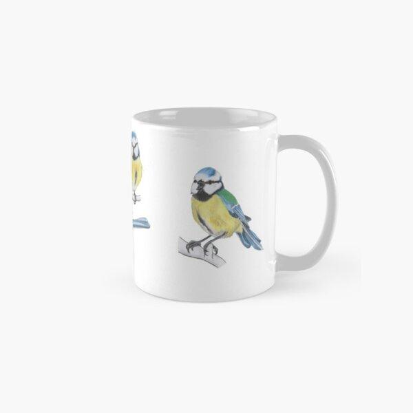 Bluetits Classic Mug