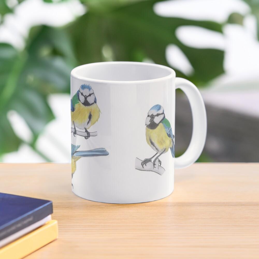 Bluetits Mug