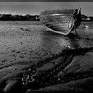 boat beach ballywalter by ragman