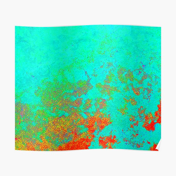 Cosmic Microwave Background Radiation (CMBR) Effect Poster
