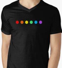 Stolz T-Shirt mit V-Ausschnitt