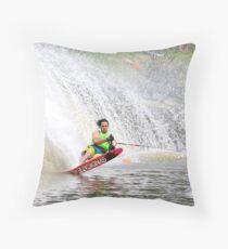 Moomba Masters Water Skiing Throw Pillow