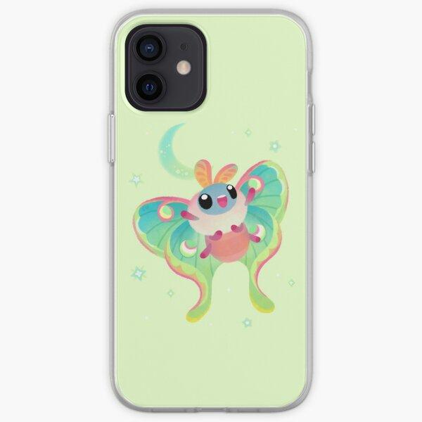 Luna Moth iPhone Soft Case