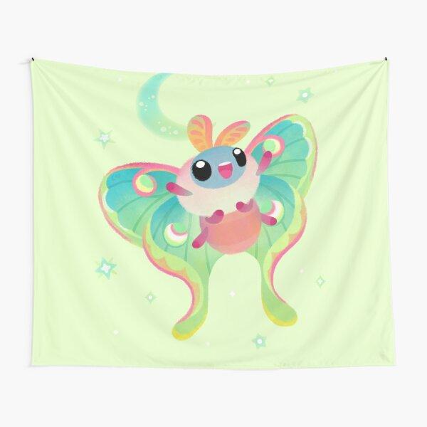 Luna Moth Tapestry