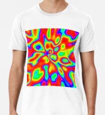 Abstract random colors #1 Premium T-Shirt