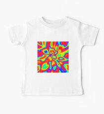 Abstract random colors #1 Baby T-Shirt