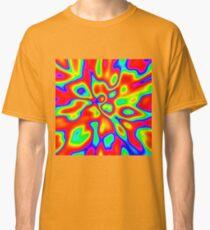 Abstract random colors #1 Classic T-Shirt