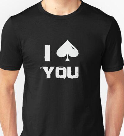 Spades love T-Shirt