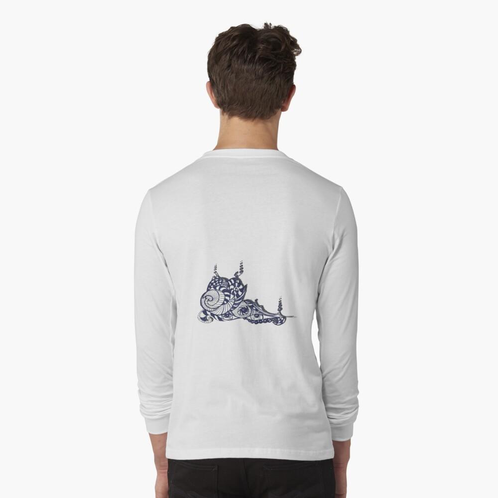 littleTscribble #8 Long Sleeve T-Shirt