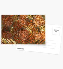 Fractal Painting Postcards