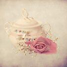 Grandma's sugar bowl! by Tracey Hill