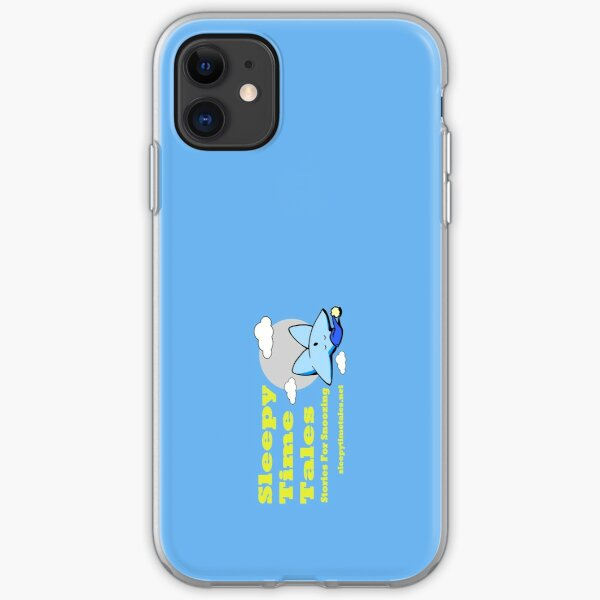 Sleepy Time Tales Vertical Logo Items iPhone Soft Case