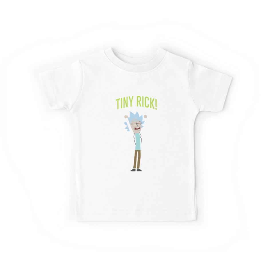 «Tiny Rick!» de incendiarywit