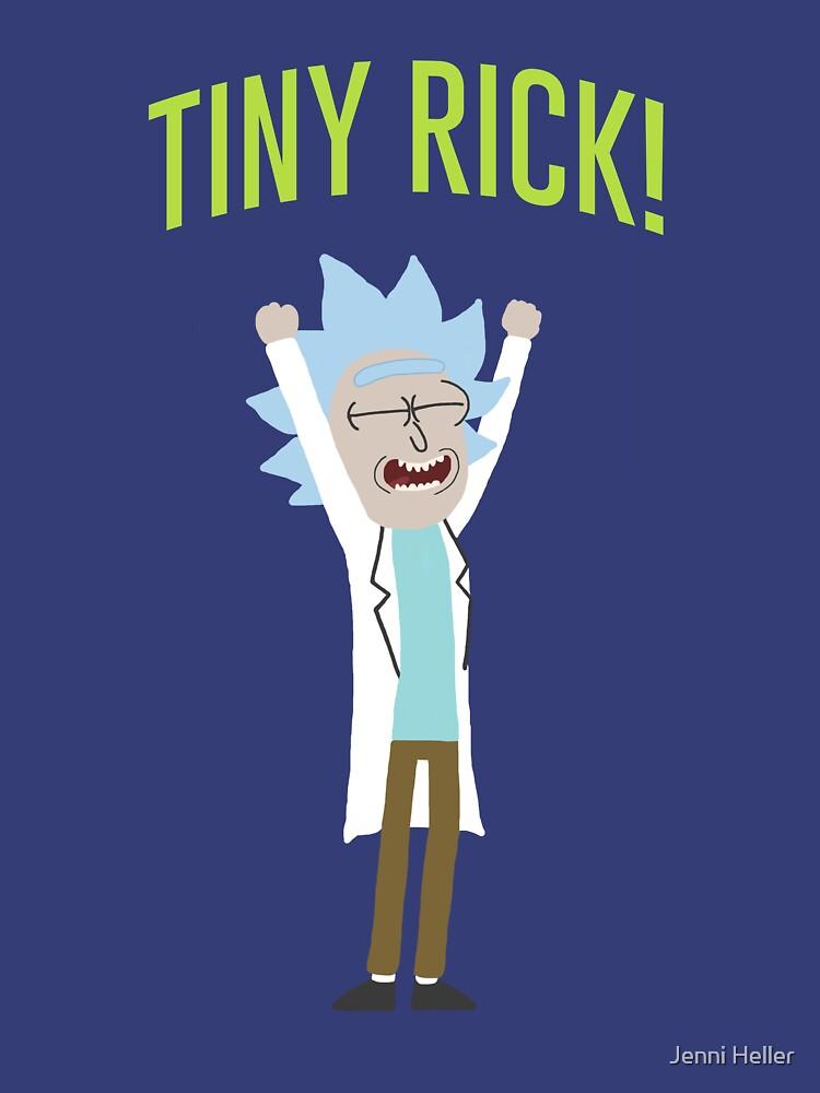 Tiny Rick! | Unisex T-Shirt