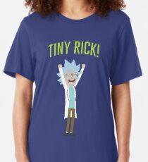 Tiny Rick! Slim Fit T-Shirt