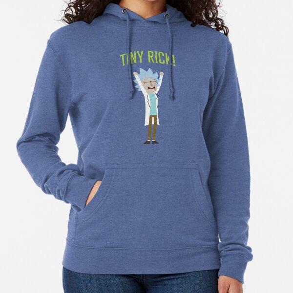Tiny Rick! Lightweight Hoodie