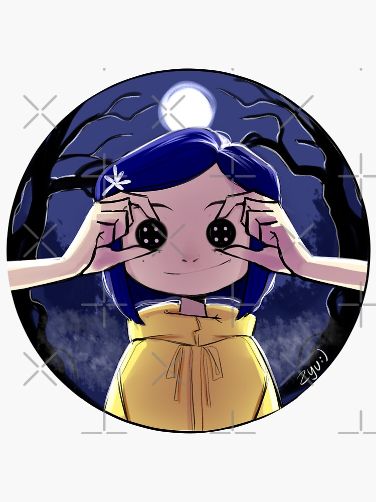 Coraline  by zyulla
