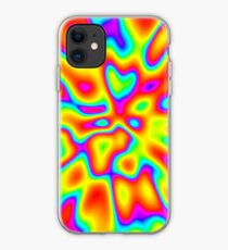 Abstract random colors #2 iPhone Case