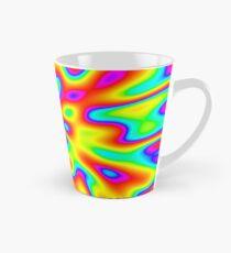 Abstract random colors #2 Tall Mug