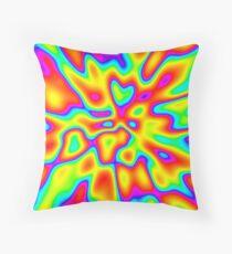 Abstract random colors #2 Floor Pillow