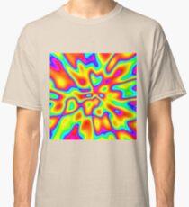 Abstract random colors #2 Classic T-Shirt