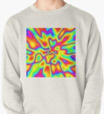 Abstract random colors #2 Pullover Sweatshirt