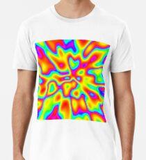 Abstract random colors #2 Premium T-Shirt