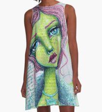 Wicked A-Line Dress