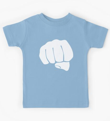 Big Minimal Fist Kids Clothes