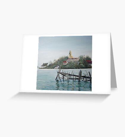 Thailand Greeting Card