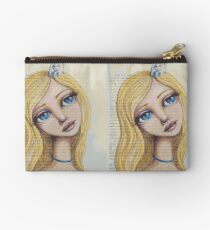 Alice Zipper Pouch