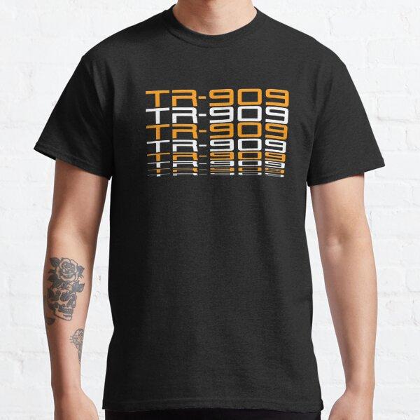 Roland 909 Synth Acid House Dance Music Rave DJ T-Shirt Dress