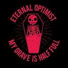 Eternal Optimist by DinoMike