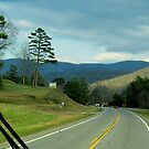 Mountains of North Carolina by Debbie Robbins