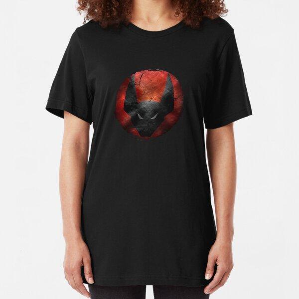 The old emblem Slim Fit T-Shirt