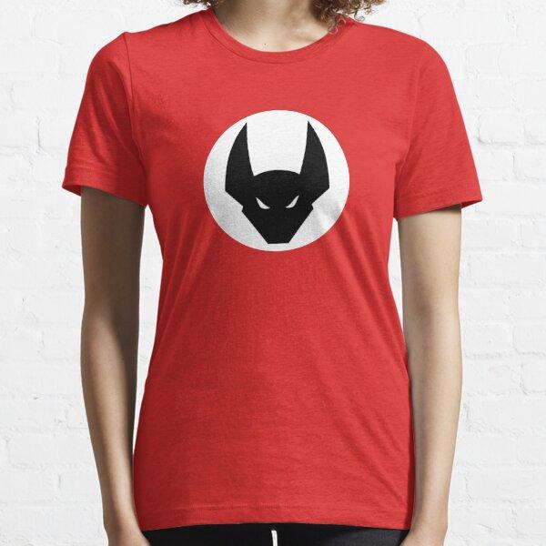 The white emblem Essential T-Shirt