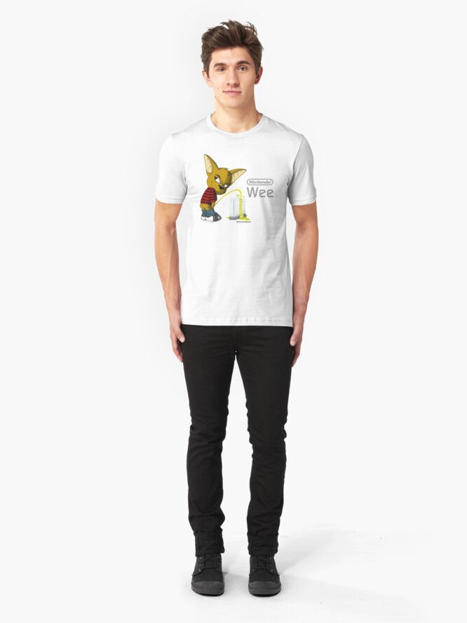 Alternative Ansicht von Nietendo Wee Slim Fit T-Shirt