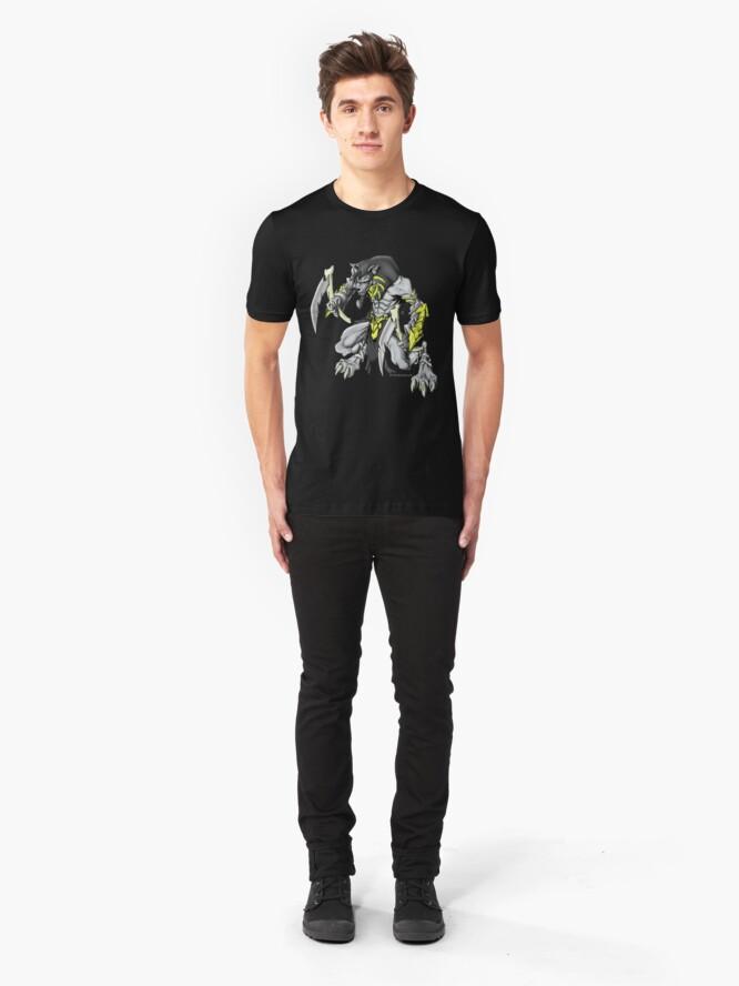 Alternative Ansicht von Anubis Slim Fit T-Shirt