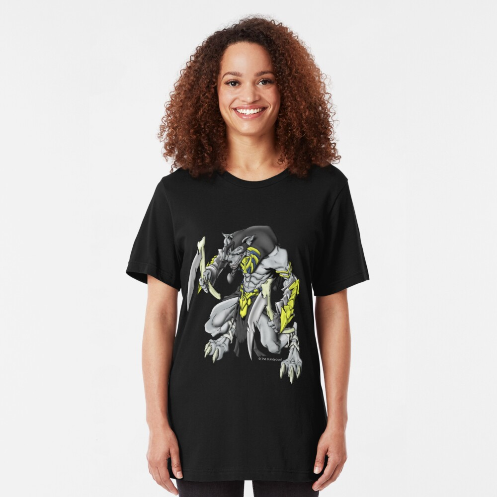 Anubis Slim Fit T-Shirt