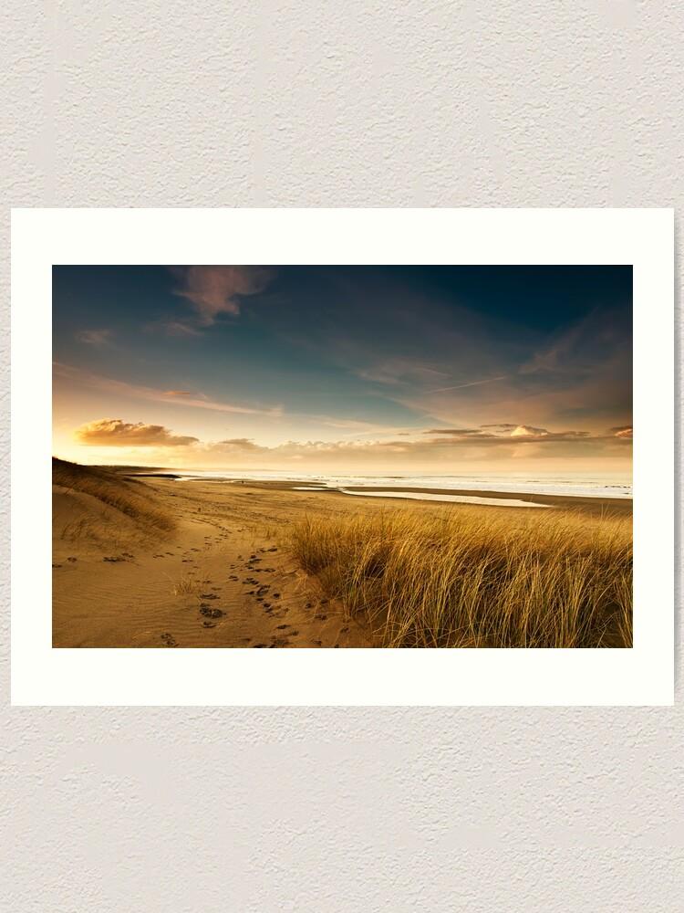 Alternate view of Dunes Art Print