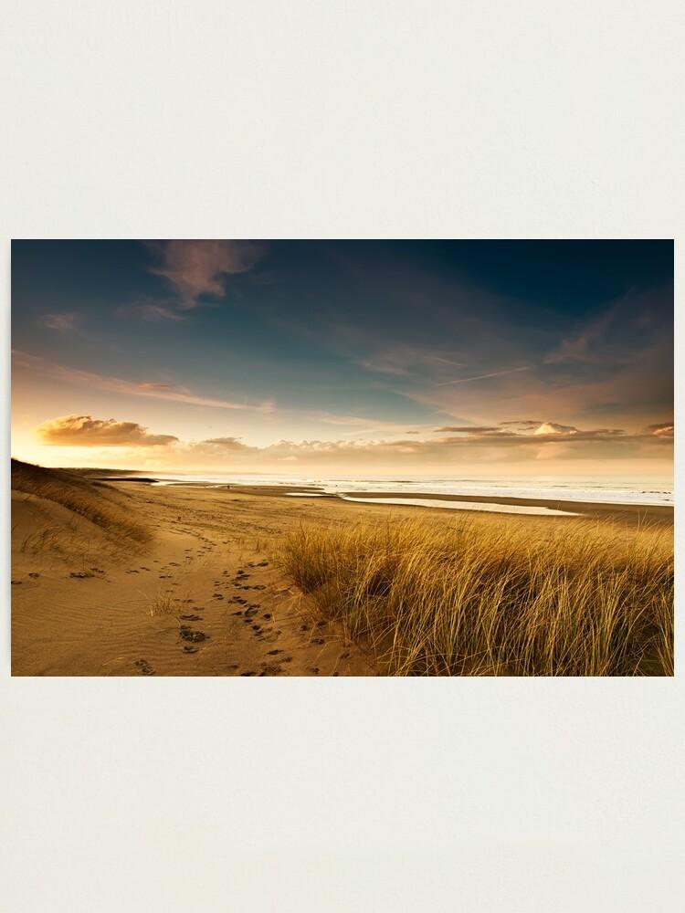 Alternate view of Dunes Photographic Print