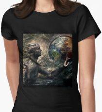Born of Osiris, Soul Sphere 2015 Women's Fitted T-Shirt
