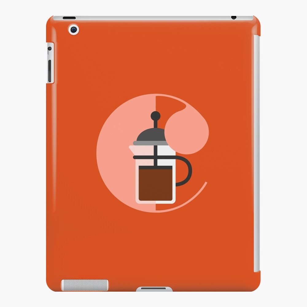 C is for Coffee iPad Case & Skin