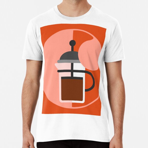 C is for Coffee Premium T-Shirt