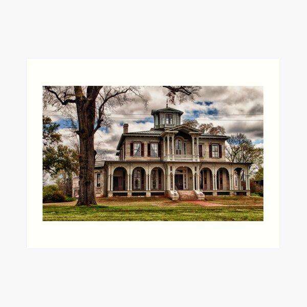 Jemison's House Art Print
